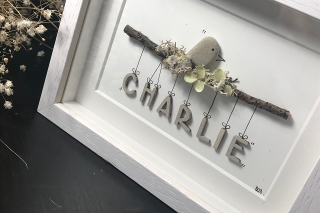 Frames with Names